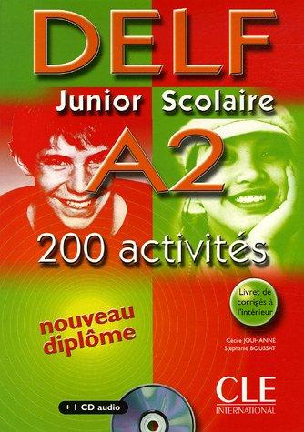 delf a1 junior scolaire pdf