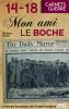 Fantin : Mon ami Le Boche. L'histoire inconnue des fraternisations