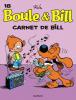 Boule & Bill 18 : Carnet de Bill
