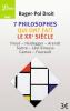 Droit : 7 philosophes qui ont fait le XXe siècle