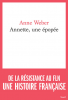 Weber : Annette, une épopée (Deutscher Buchpreis 2020)