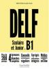 DELF B1 Scolaire et Junior + DVD ROM (audio + vidéo)