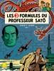 Blake et Mortimer 11 : Les trois formules du professeur Sato T1