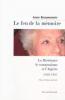 Beaumanoir : Le feu de la mémoire. La Résistance, le communisme et l'Algérie 1940-1965