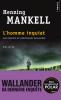 Mankell : L'homme inquiet