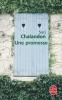 Chalandon : Une promesse (Prix Médicis 2006)