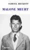 Beckett : Malone meurt