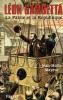 Mayeur : Léon Gambetta - La Patrie et la République