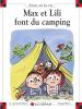 Max et Lili n° 102 : Max et Lili font du camping