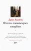 Austen : Oeuvres romanesques complètes II