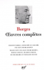 Borges : Oeuvres complètes tome II