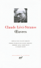 Lévi-Strauss : Oeuvres