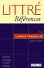 Eluerd : Littré Références. La langue française pour tous