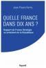 Pisani-Ferry : Quelle France dans dix ans ?