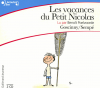 Sempé : Les vacances du Petit Nicolas (2 CD - 120 min.)