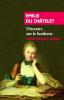 Madame du Châtelet : Discours sur le bonheur