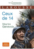Genevoix : Ceux de 14 (extraits)