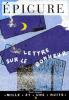 Epicure : Lettre sur le bonheur