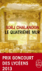 Prix Livre de poche 2015 : Chalandon : Le quatrième mu