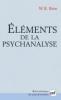 Bion : Eléments de la psychanalyse (4e éd.)