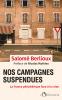 Berlioux : Nos campagnes suspendues. La France périphérique face à la crise