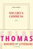 Thomas : Nos lieux communs (premier roman)
