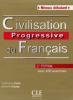 Civilisation progressive du français - Débutant avec 430 activités - 2e éd. + CD
