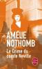 Nothomb : Le crime du comte Neville