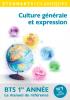 Culture générale et expression. Anthologie