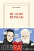 Debray : Du génie français