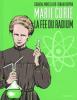 Montellier : Marie Curie 1: La fée du radium