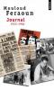 Feraoun : Journal (1955-1962)