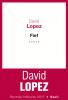 Prix du livre Inter 2018 : Lopez : Fief
