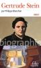 Blanchon : Gertrude Stein