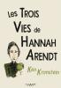 Krimstein : Les Trois Vies de Hannah Arend