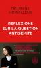 Horvilleur : Réflexion sur la question antisémite
