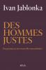 Jablonka : Des hommes justes. Du Patriarcat au nouvelles masculinités