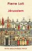 Loti : Jérusalem