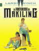 Largo Winch 07 : La Forteresse de Makiling (grand format)