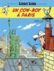 Lucky Luke d'après Morris 08 : Un cow-boy à Paris