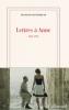 Mitterrand : Lettres à Anne (1962-1995)