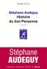 Prix Wepler La Poste 2016 : Audeguy : Histoire du lion Personne
