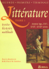 Littérature Tome 1 : Moyen Âge, XVe, XVIIe, XVIIe siècle (livre d'élève seconde, première, terminale)