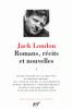 London : Romans, récits et nouvelles, I