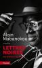 Mabanckou : Lettres noires : des ténèbres à la lumière