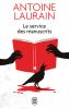 Laurain : Le service des manuscrits