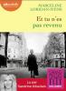 Loridan-Ivens : Et tu n'es pas revenu (CD audio)