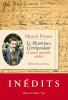 Proust : Le Mystérieux correspondant et autres nouvelles inédites