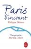 Delerm : Paris l'instant (nouv. éd.)