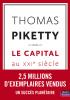 Piketty : Le capital au XXIe siècle